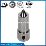 Профессиональная система ЧПУ латунной или алюминия CNC обработки деталей путем индивидуального обслуживания