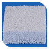金属の鋳造(材料のためのアルミナの多孔性の泡の陶磁器フィルター: 炭化ケイ素、アルミナ、ジルコニア)