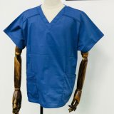 Hot Sale l'hôpital Blue Uniform