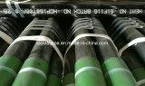 API5CT J55 N80q P110 Tubos para revestimento de tubos de aço sem costura Nu/UE