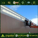 Edificio del almacén de la estructura de acero del bajo costo de los surtidores de China