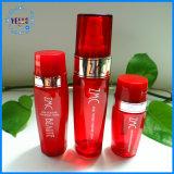 Kundenspezifischer kosmetischer Flaschen-Großverkauf-kosmetische Flasche und Glas
