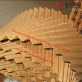 Enfriador de aire utiliza almohadilla de refrigeración de nido de abeja / Evaportaive almohadilla de refrigeración para las aves de corral de gases de efecto