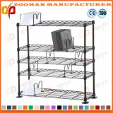 Chrome Ikea Home Kitchen Banheiro Armazenamento Wire Basket Shelving (Zhw155)