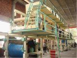 Bolsos personalizados, junta de la línea de producción de papel