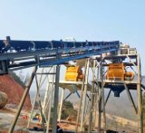 高性能の具体的な混合の工場建設機械