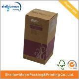 Подгонянная коробка пакета продуктов здравоохранения (QYZ364)