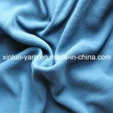 Pilling contra Polar Soft Sherpa Fleece tela para la ropa