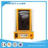금속을%s 10W 20W 탁상용 유형 로고 날짜 금속 Laser 표하기 기계 가격