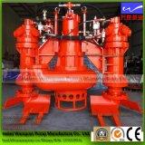 Escórias Submersível hidráulica ou eléctrica da bomba de chorume