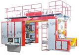4 Farbe Flexo selbstklebende Kennsatz-Drucken-Maschine