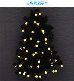 Boda Multicolorful bola de masa solar tira la cadena de Decoración de pared bombilla LED Linterna Bola Lámpara de luz
