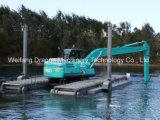 Drache-amphibischer Exkavator/Wasserexkavator