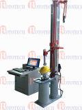 Casque de sécurité les équipements de test d'absorption d'impact