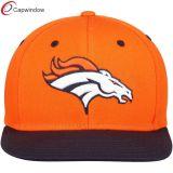 Novo Plano personalizado de desportos a bordo rasante Snapback Cap Hat