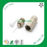 5/8 Conector macho para cable coaxial Qr540 Conector CATV