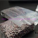 Saco de vácuo por atacado feito sob encomenda para o arroz que empacota, saco de pé