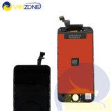 iPhone 6の黒のための前部カメラアセンブリが付いているiPhone 6 LCDスクリーン及びタッチ画面の計数化装置のため