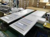 1개의 알루미늄 방수 옥외 100W LED 태양 가로등에서 모두