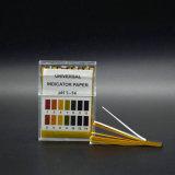 Tiras de prueba de pH neutro Universal Azul de papel de prueba de tornasol papel pH