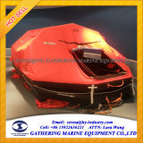 Ec Certification 6p~150p SOLAS Marine Inflatable Liferaft de CCS