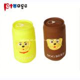 Hundebier Speaky Spielwaren-Hundevinyl spielt Haustier-Gummi-Spielwaren