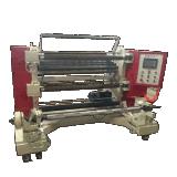Alta velocidade que corta e máquina do rebobinamento
