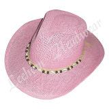 Fahison Cowboy-Seegras-Stroh-Wannen-Hut