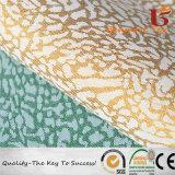 Hilo de oro Polyeser Jacquard Oxford con revestimiento de PVC /Jacquard tejido Jacquard Oxford/