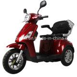 В инвалидных колясках старец электрический мобильности для скутера