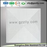 Fabrik verschobener Klipp in der dekorativen Metallaluminiumdecke mit ISO9001