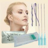 Coreia do vidro agulha romba sutura Facial Parafuso Mono Cog Barb 4D DOP elevador de rosca