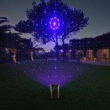 RGB 20 Lichten van de Laser van Kerstmis van de Afstandsbediening van Patronen rf, de OpenluchtLichten van de Projector (NL69)