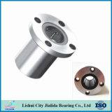 Rolamento linear flangeado com suporte de aço (séries de LMF… GA)