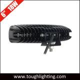 10-30V Auto-fahrende Lichter des Gleichstrom-6 ovale LED Zoll-18W für nicht für den Straßenverkehr Fahrzeuge 4X4