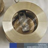Edelstahl Ss304/Ss316/Ss304L/Ss316L, der Platten-Oblate-Rückschlagventil-Hersteller kippt