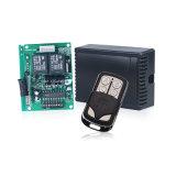 2개의 채널 통신로 Yet402PC를 가진 먼 커튼을%s 433MHz 보편적인 무선 수신기