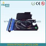 1u에 있는 Panels/4 Small/MTP 모듈을 미끄러지는 선반 MTP/MPO 카세트