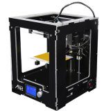 Très sûr et assemblé Anet A3 de la machine de petite taille de l'imprimante 3D