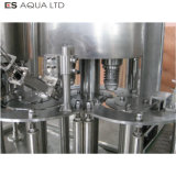 Botella de plástico PET/lavado con agua pura de mineral de limitación de la máquina de la planta de llenado