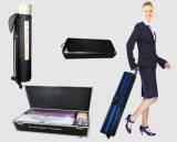 Cabine réutilisable portative facile d'étalage d'exposition de mode de salon de promotion de qualité attrayante de type
