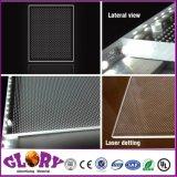 Painel do guia claro do diodo emissor de luz do vidro orgânico para o painel claro