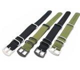 Специальное предложение на 20 мм 22 мм 24 мм модный армии нейлоновой ткани НАТО ремешок на запястье Watchband полотенного транспортера спорта