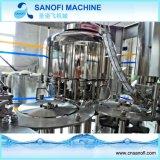 8-8-3 máquina de rellenar 2000bph de la bebida rotatoria del agua 3in1