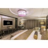 Foshan MDF 침실 가구 4 별을%s 고정되는 호텔 가구 (KL TF 0012)