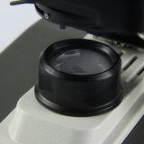 Microscópio biológico com a Câmara 40X-1600X com luz LED Xsp-200V