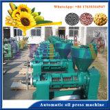 Hot vender tornillo frío automática Máquina de aceite de soja
