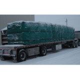 Op zwaar werk berekend 18oz Vinyl van uitstekende kwaliteit 16 ' x27 het Timmerhout Tarp van de Vrachtwagen met Klep