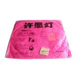 Fliegende chinesisches Papier-Himmel-Laterne, 1 Stück, rosafarben