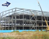 Les Maldives complètent la structure métallique de poids léger pour 3 - encadrement de toit de construction d'histoire
